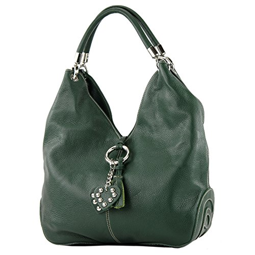 Italian bag handbag women's bag leather bag shoulder bag 330A Bottle Size