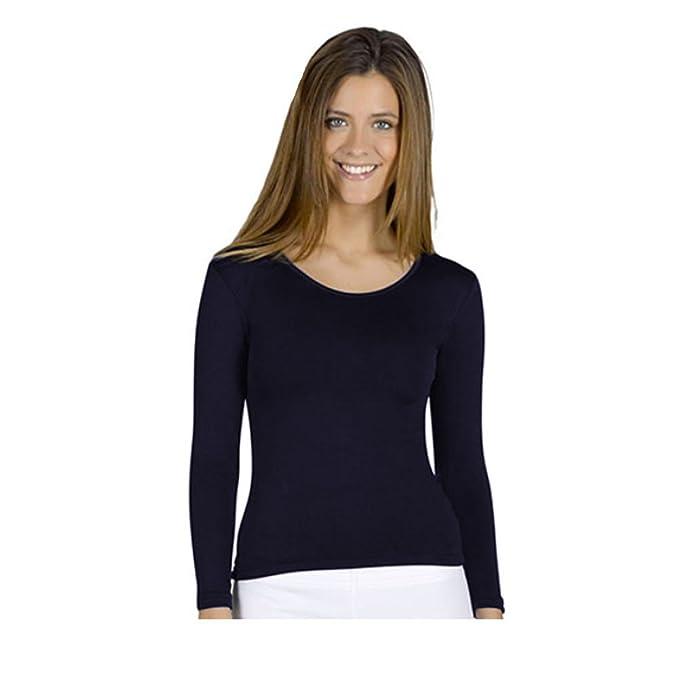 65c0f803e1 YSABEL MORA - Camiseta TERMICA Mujer  Amazon.es  Ropa y accesorios