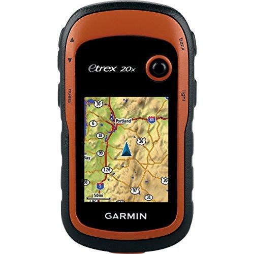 Garmin eTrex 20x Handheld GPS Receiver (Certified Refurbished)]()