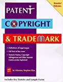 Patent, Copyright and Trademark, Stephen Elias, 0873373987