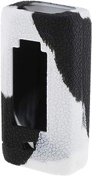 Cigarrillos Case de Silicona Funda para Smok Morph Pod Estuche Impermeable - Blanco Negro: Amazon.es: Juguetes y juegos