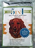 5-in-1 Daily Probiotic Supplement for Dogs Review
