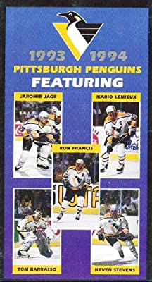 Pittsburgh Penguins: Highlights 1993 - 1994