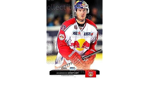 Amazoncom Ci Andreas Kristler Hockey Card 2012 13 Erste Bank