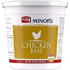 Minor's Chicken Base, Chicken Stock, No ...