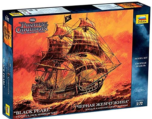 ZVEZDA 9037 - Captain's Jack Sparrow Ship
