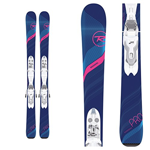 (Rossignol Experience Pro W Kids Skis with Xpress J 7 Bindings 2019-128cm)