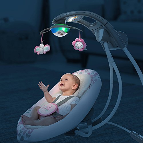 NEW Inlighten Cradling Swing Phoebe by Ingenuity