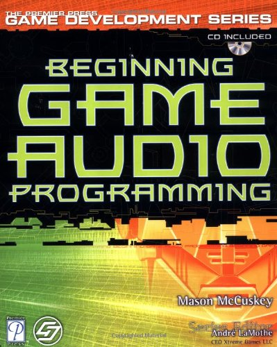 Beginning Game Audio Programming by Brand: Muska n Lipman/Premier-Trade