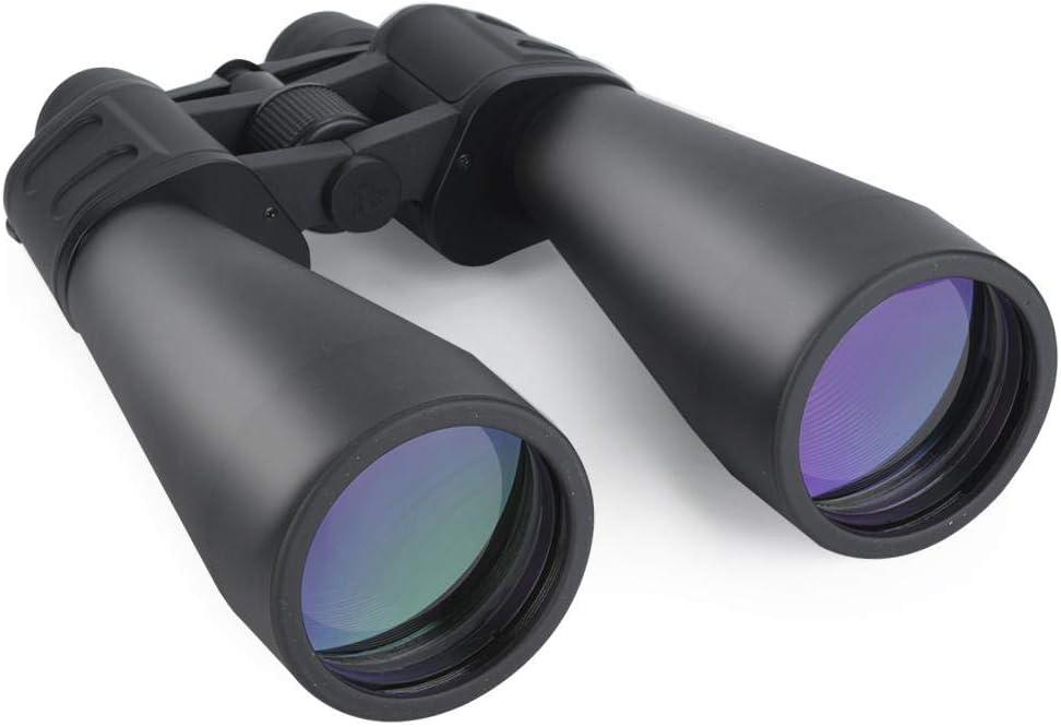 Joycelzen - Prismáticos de 360°, Super Zoom HD de visión nocturna, resistentes al agua