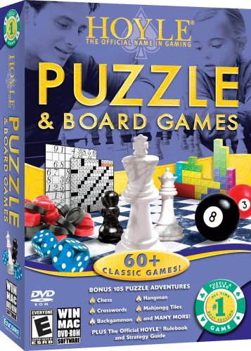 (Hoyle Puzzle & Board Games 2008 [OLD VERSION])