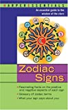 Zodiac Signs, Diagram Group Staff, 0060734329