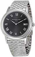 Raymond Weil Men's 5466-ST-00608 Tradition Grey Dial Watch by Raymond Weil