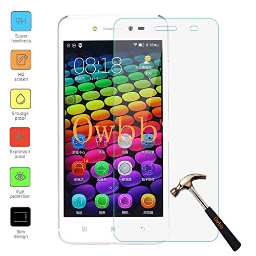 Tempered Glass for Lenovo S90 Clear - 9