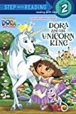 Dora and the Unicorn King, Ellie Seiss, 0606324151