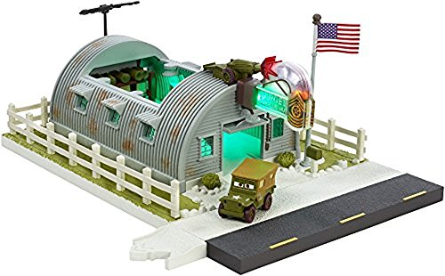 Disney/Pixar Precision Series Sarge's Surplus Hut Playset