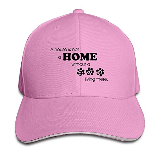 Sons Of Anarchy Pet Accessories (HILLR Home Without Cat Men Contrast Baseball Cap Sandwich Peak)