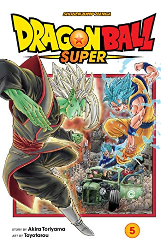 Pdf Teen Dragon Ball Super, Vol. 5