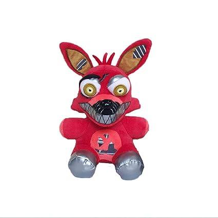 Five Nights At Freddy/'s peluche Foxy 18 Cm cinco noches con Fredy