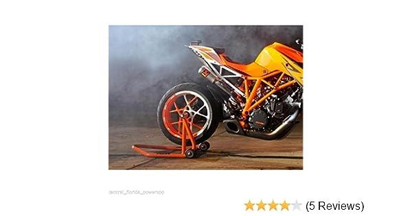 Rear Paddock Stand KTM 1290 Super Duke// R Center Central Lift Jack