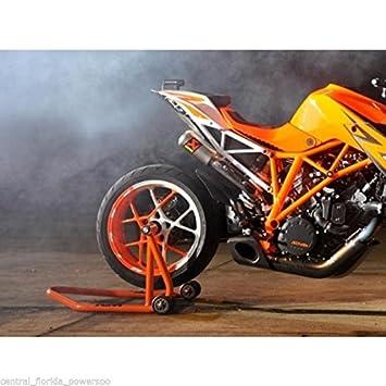 KTM 1290 Super Duke Rueda Trasera Soporte 61329955000: Amazon.es: Coche y moto