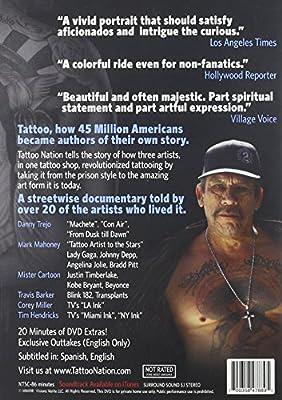 Tattoo Nation [USA] [DVD]: Amazon.es: Danny Trejo, Travis Barker ...