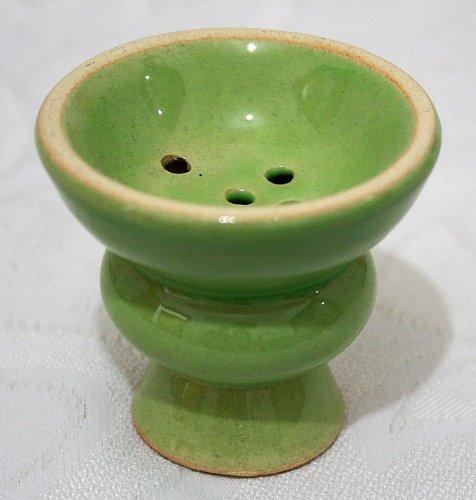 GREEN-Hookah-Bowl-Hooka-Huka-Nargila-Shisha-BOWL-GROMMET-Hookah-Accessory-by-HookahSession