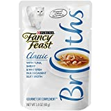 Purina Fancy Feast Classic With Tuna Shrimp & Whitefish Cat Food – (32) 1.4 Oz. Pouch For Sale