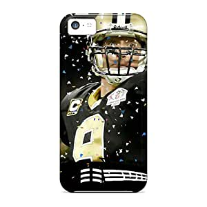 TimeaJoyce Iphone 5c Durable Hard Phone Case Customized HD New Orleans Saints Pictures [jSK7255GlIy]