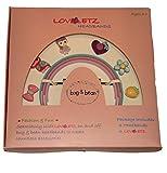 bug & bean LOVELETZ Headband Set