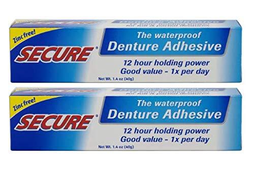 Best Denture Care Adhesives