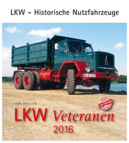 LKW Veteranen 2016: LKW - Historische Nutzfahrzeuge