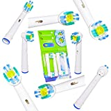 ITECHNIK Generic New Replacement Toothbrush Heads for Oral B ProWhite, Pack of 8. offers