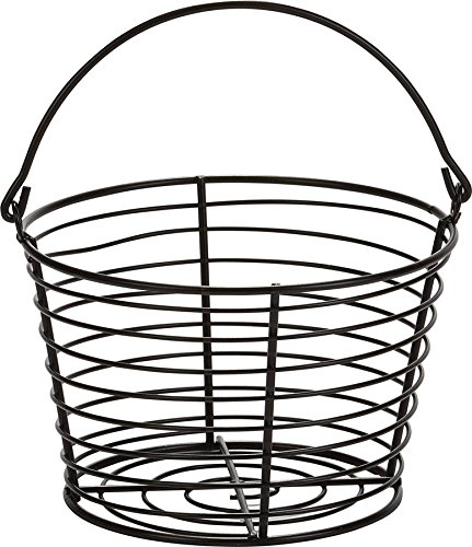 MILLER EB8 Little Giant Egg Basket - Wire Basket Egg
