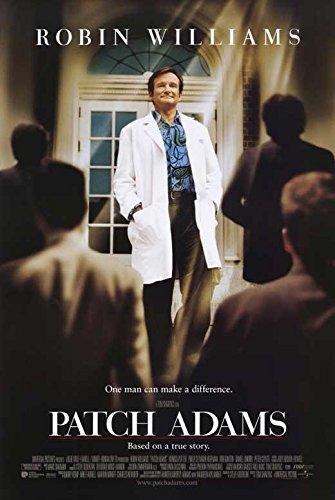 Patch Adams Poster Movie B Robin Williams Philip Seymour Hoffman Monica Potter Bob Gunton