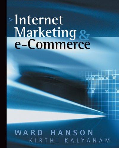 Internet Marketing+E Commerce