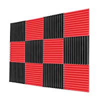 12-Pack Grageta Acoustic Foam Panels