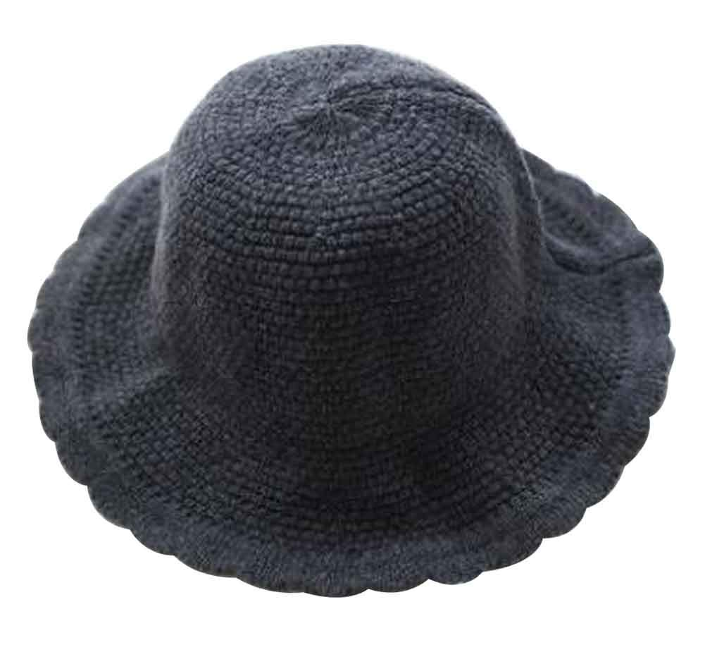 1a17cdadb8a Amazon.com   Knit Fisherman s Hat Knit Hats Winter Hats Bucket Hats  C     Sports   Outdoors