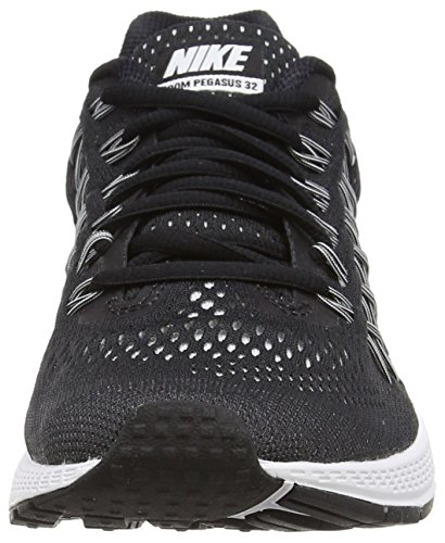 Mujer Zapatillas Zoom white Platinum Para Black 32 Nike Pegasus Air pure WIOqI5Y