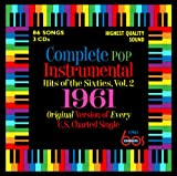 Complete Pop Instrumental Hits Of The Sixties Vol. 2 - 1961 (3CD)