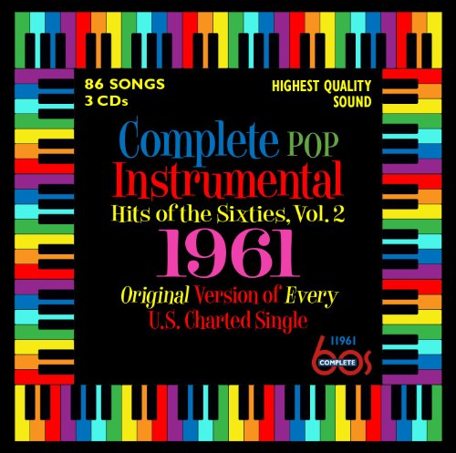Complete Pop Instrumental Hits Of The Sixties, Volume 2 - 1961 (1961 Japan)