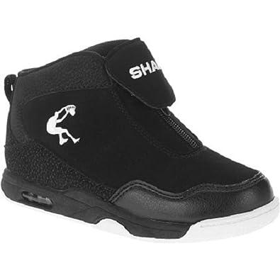 fb9cdaacb64 Shaq Toddler Boys Athletic Zip Shoe