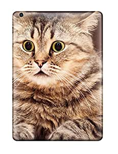 Gaudy Martinezs's Shop Hot Fashion Tpu Case For Ipad Air- Cat Defender Case Cover 6661370K56793002