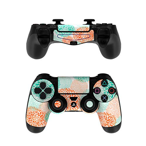 Flourish Decalgirl Skin Sticker Wrap Compatible with Sony PS4 Controller (Controller NOT Included)