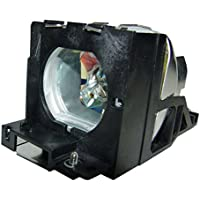 AuraBeam Toshiba TLP-S10 Projector Replacement Lamp with Housing
