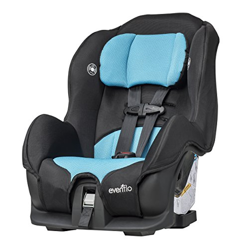 evenflo tribute lx convertible car seat neptune new ebay. Black Bedroom Furniture Sets. Home Design Ideas