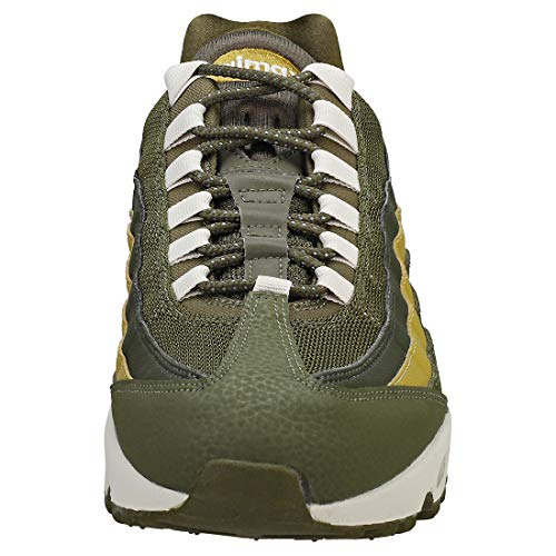 95 Air 303 Max Essential Chaussures Bone De Hommes Nike Golden Canvas Vert Gymnastique olive Moss Lt q1x5wtf