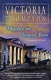 Murder on Sisters' Row (Gaslight Mysteries)