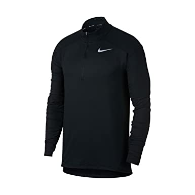 new style b3494 e2f0c Nike Dry Element Running Top Male at Amazon Men s Clothing store