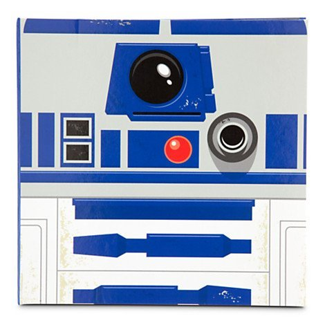Star Wars R2-D2 Hardbound Journal with Solar Powered Calculator